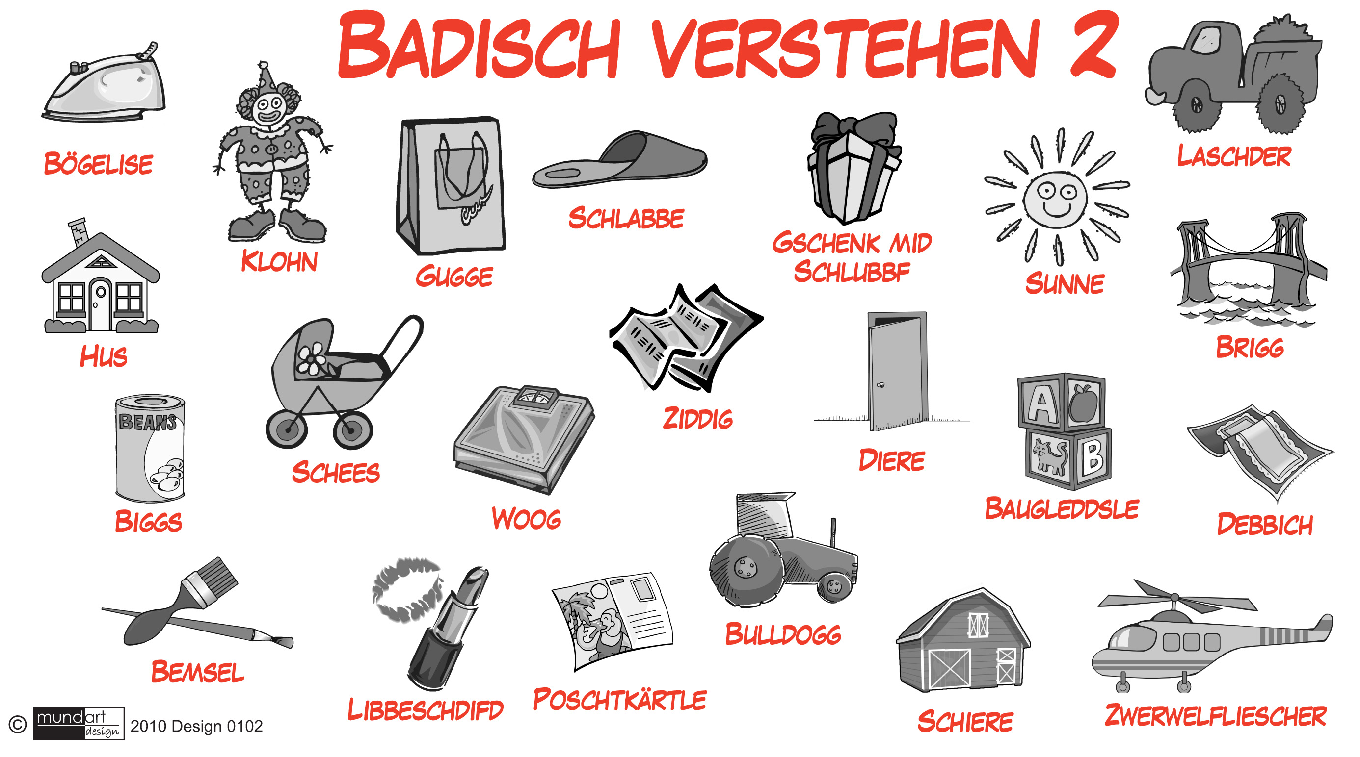 Badisch Wörterbuch